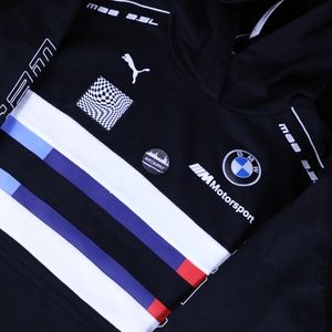 Puma BMW Motorsport Hooded Sweatshirt S-L